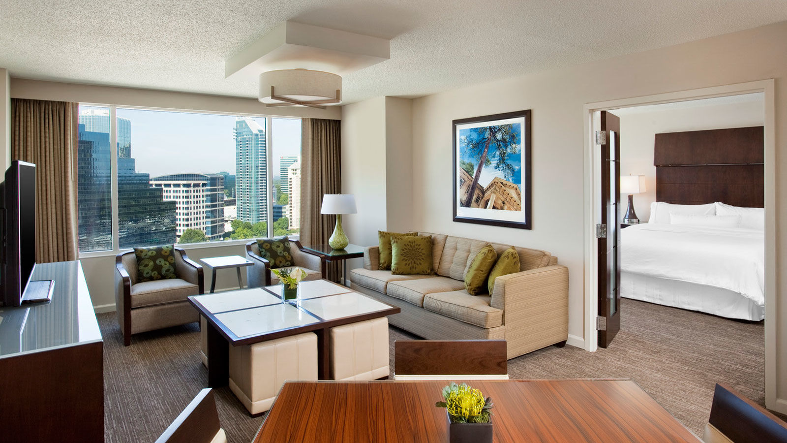 The Westin Buckhead Atlanta Presidential Suite