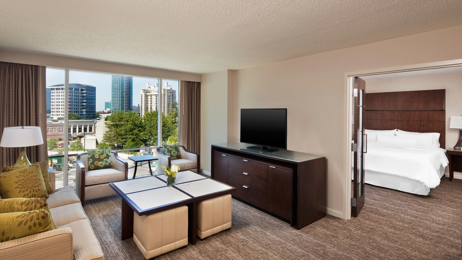 The Westin Buckhead Atlanta | Junior Suite