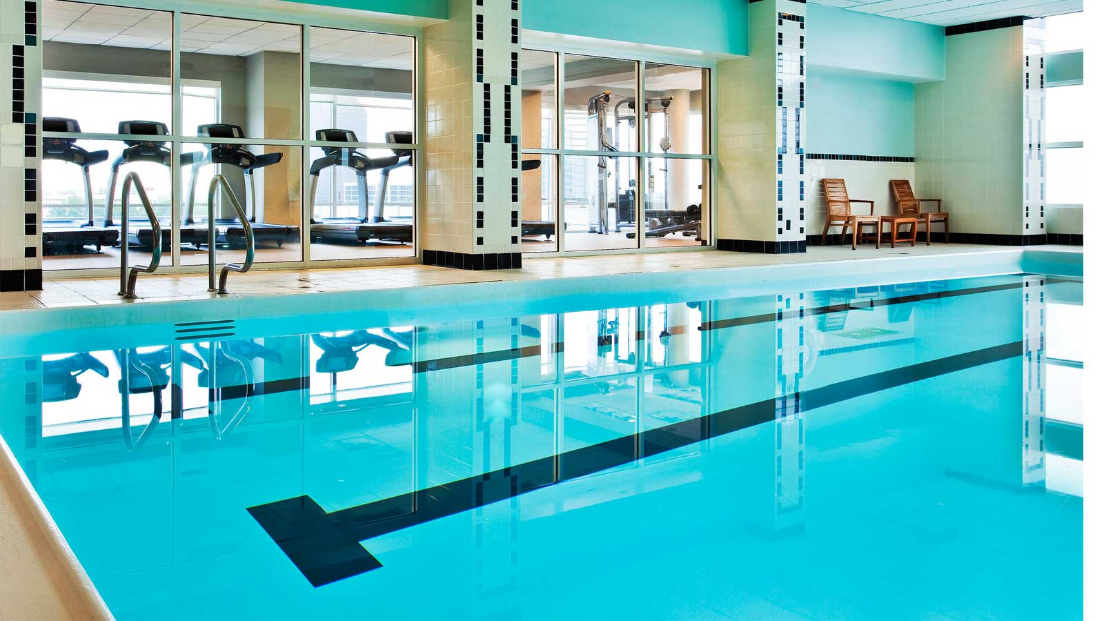 Pool Facilities at The Westin Buckhead Atlanta
