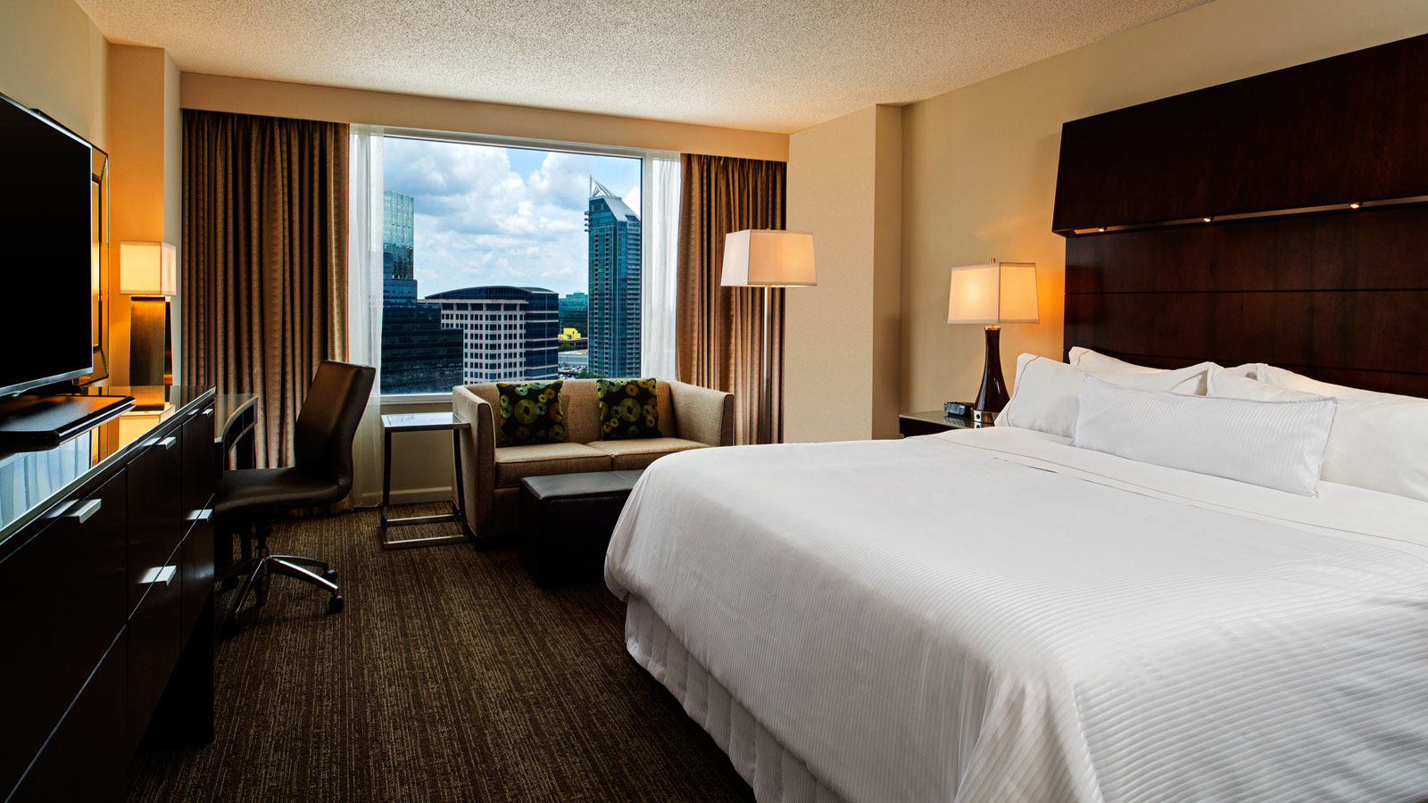 The Westin Buckhead Atlanta | Deluxe Room