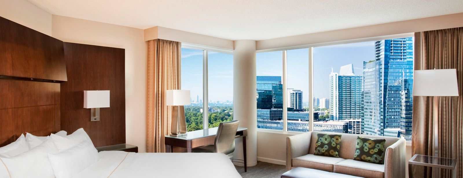 The Westin Buckhead Atlanta | Westin Executive Club Room