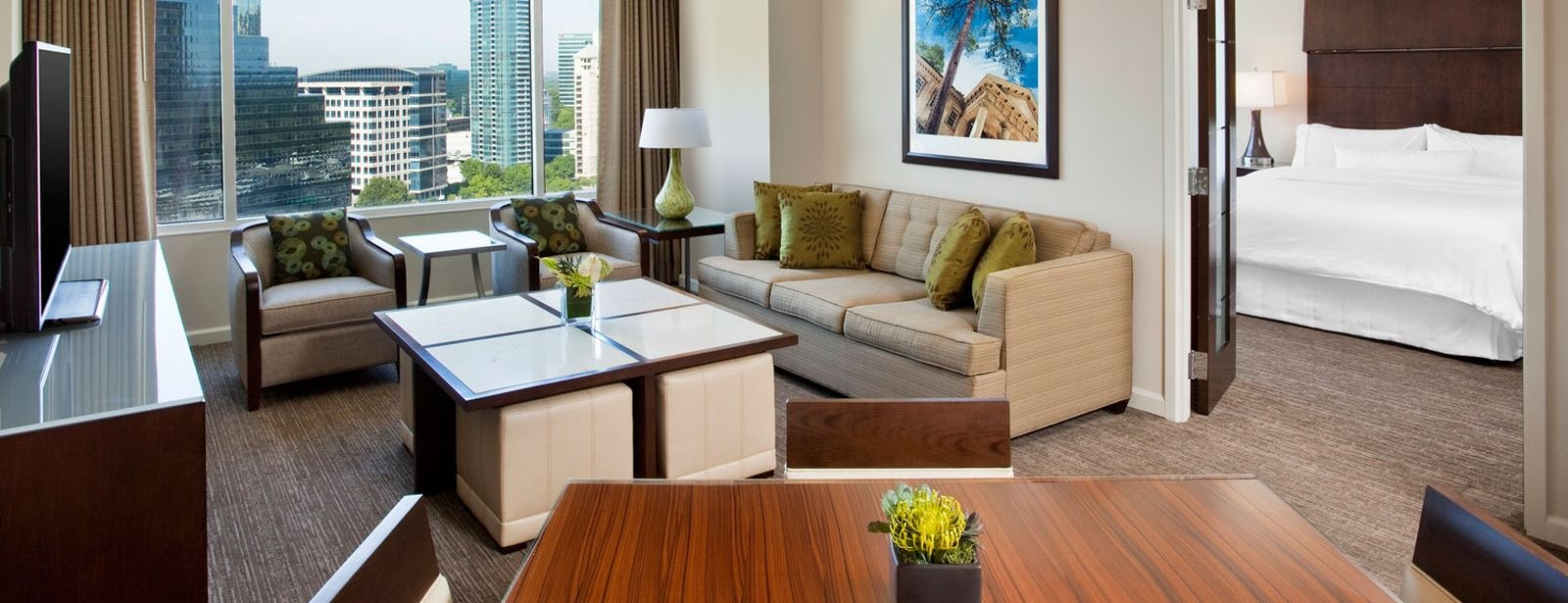 The Westin Buckhead Atlanta | Executive Suite