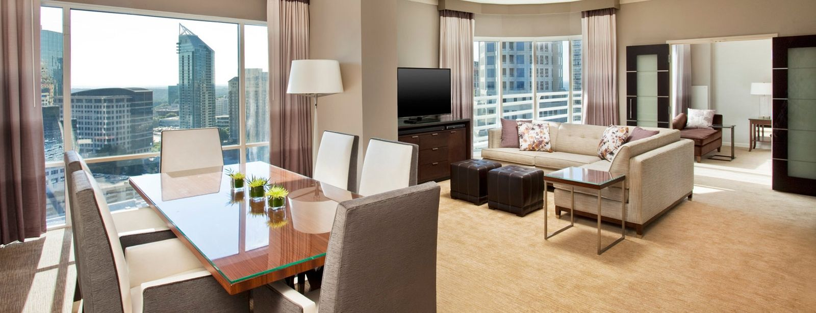 The Westin Buckhead Atlanta | Governor Suite