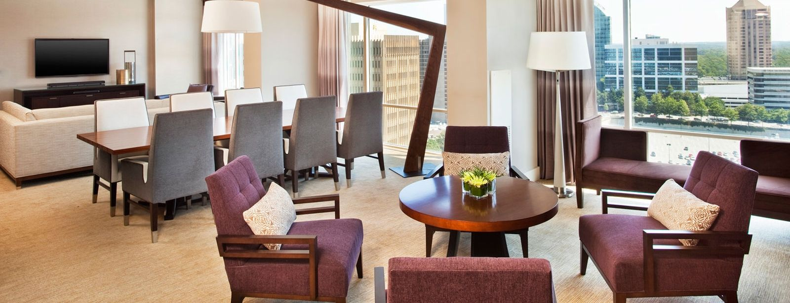 The Westin Buckhead Atlanta | Presidential Suite